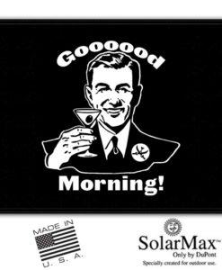 Good Morning Flag