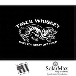 Tiger Whiskey Flag