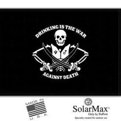 War Against Death Flag