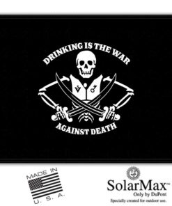 War Against Death Flag