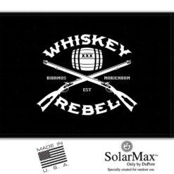 Whiskey Rebel Flag