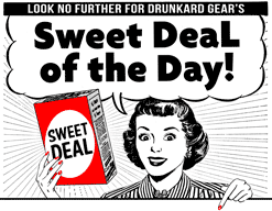 Sweet deal of the day!